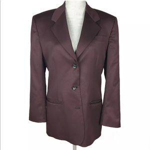 Brooks Brothers women's Burgundy/Red Size 6.